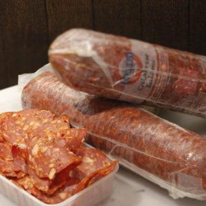 Hot Salami - Tazio