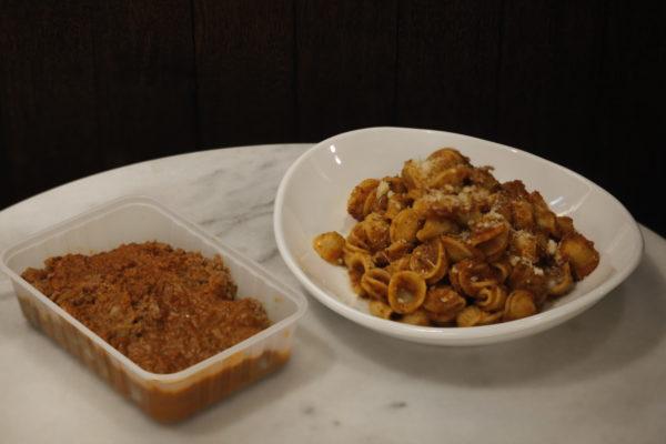 Bolognese Sauce - Tazio